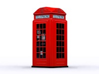 london telephone 3d 3ds