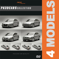 PK3D Cars Collection - Limousines 2009