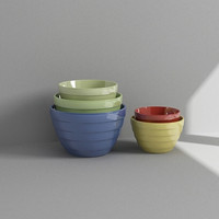 set decorative bowls max