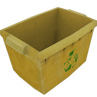 3d model bin recycling