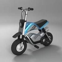 minibike bike x 3d 3ds