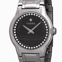 3dsmax fossil fs4418 analog black