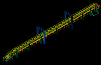 conveyor conv scan 3d 3ds