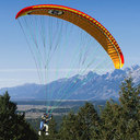 Paragliding 3D models