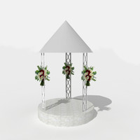 3ds max wedding platform