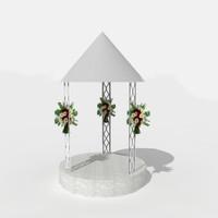 3ds max wedding platform