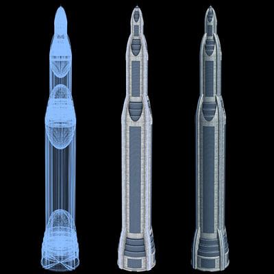 Sci-Fi Buildings - Series 1: Super Skyscraper 14