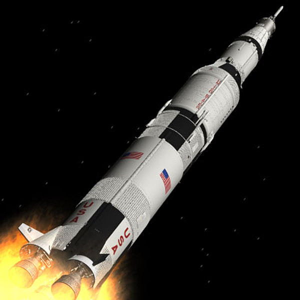 Apollo saturn v dimensions crafts