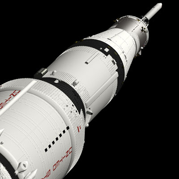 Apollo Spacecraft Models - Pics about space