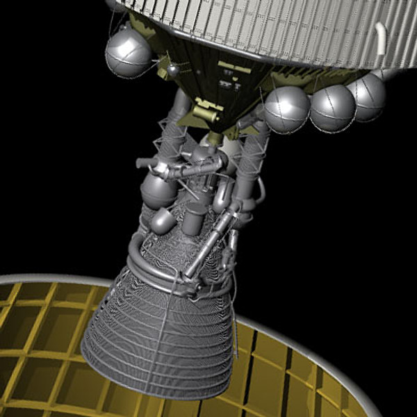 apollo 5 rocket space ship models - photo #45