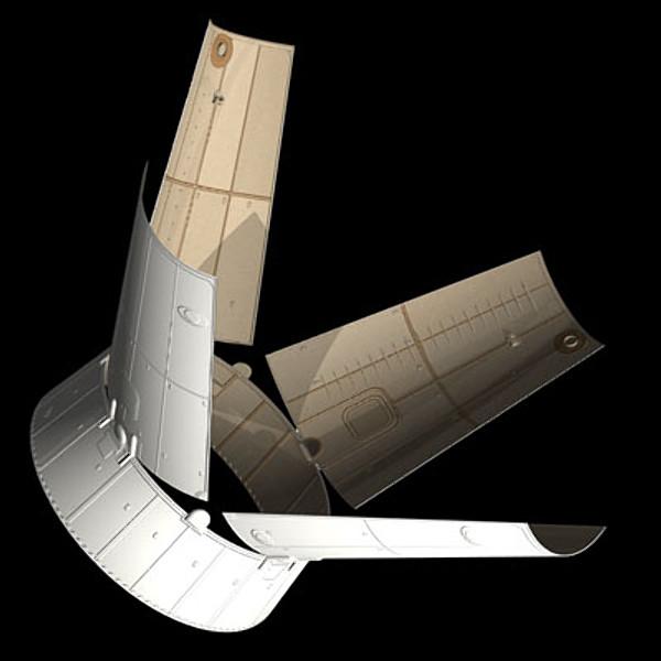 apollo spaceship model - photo #49