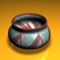 antique anatolian bowl