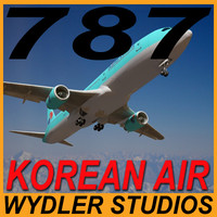 787-3-Korean Air