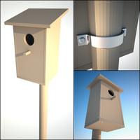 Bird House I