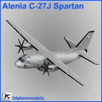 Alenia C-27J Spartan Bulgarian AF