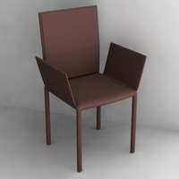 3ds modern chair