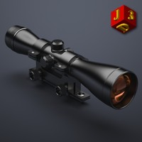 Scope optical sight.