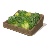 obj broccoli basket