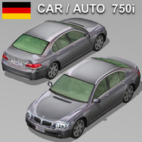 3d diplomatic car luxury