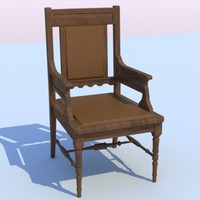 chair c4d