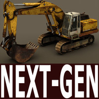 Next-gen Excavator