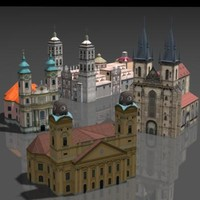 building cathedral templom max