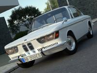 BMW 2000 CS (1967)