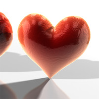 heart 3d ma