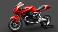 rhino concept motorbike