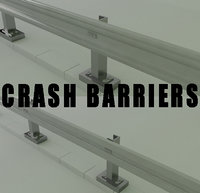 3d crash barriers types 1