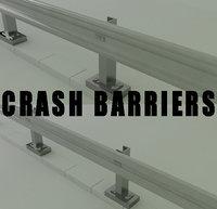 3d crash barriers types 1
