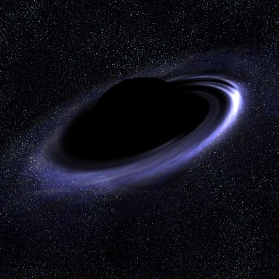 black holes in space 3d - photo #7