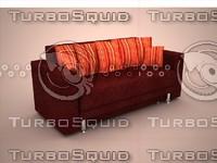 divan sofa nika 3d max