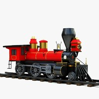 Pioneer Mogul Locomotive