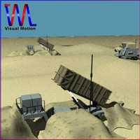 US Army Patriot Missile Defense Unit