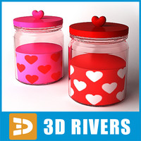 valentine candy 3d 3ds