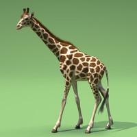 giraffe 3ds