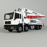 waitzinger 47 m5 st 3d model