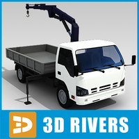 car vehicle 3d model