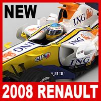 2008 ING Renault R28