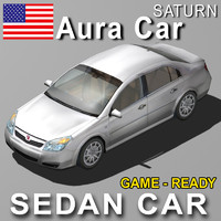 Saturn AURA CAR