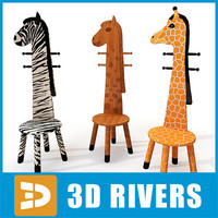 Childrens racks by 3DRivers
