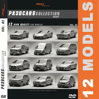 PK3D Cars Collection VOL.2 2009