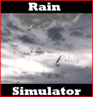 Rain simulator