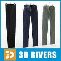 Trousers set by 3DRivers