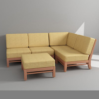 3d model sectional