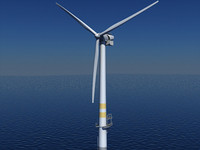 Wind Turbine Offshore