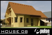 house 3ds