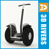 Segway 02 by 3DRivers