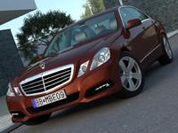 3d model 2009 e
